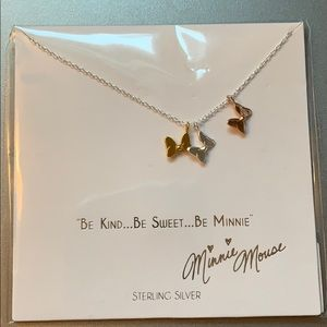 Disney Parks Collection Minnie Mouse now Necklace